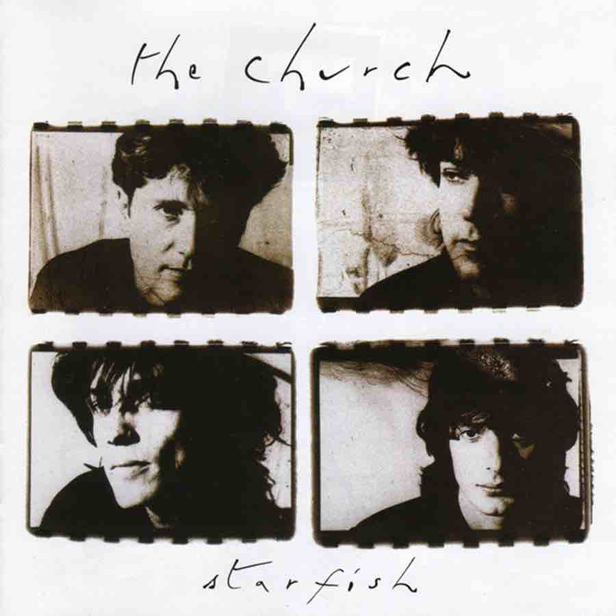 The Church - album Starfish - Under the milky way