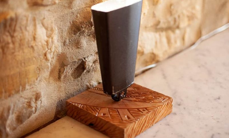 floorlamp detail